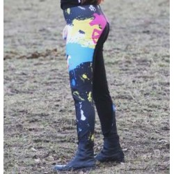 Pantalon Chevaux Colorés