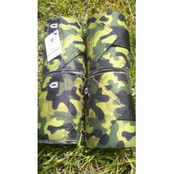 Bandes Imprimées Camouflage