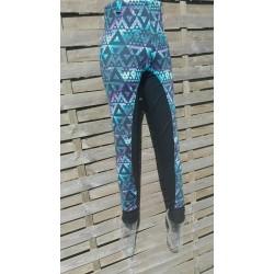 Pantalon GALAXY-GEOMETRIQUE