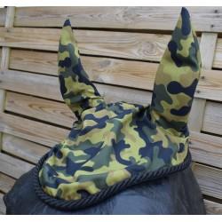 Bonnet Imprimé Camouflage