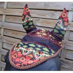 Bonnet Imprimé Aztec